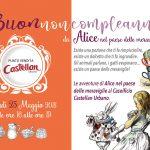 Le avventure di Alice nel paese delle meraviglie al Caseificio Castellan Urbano