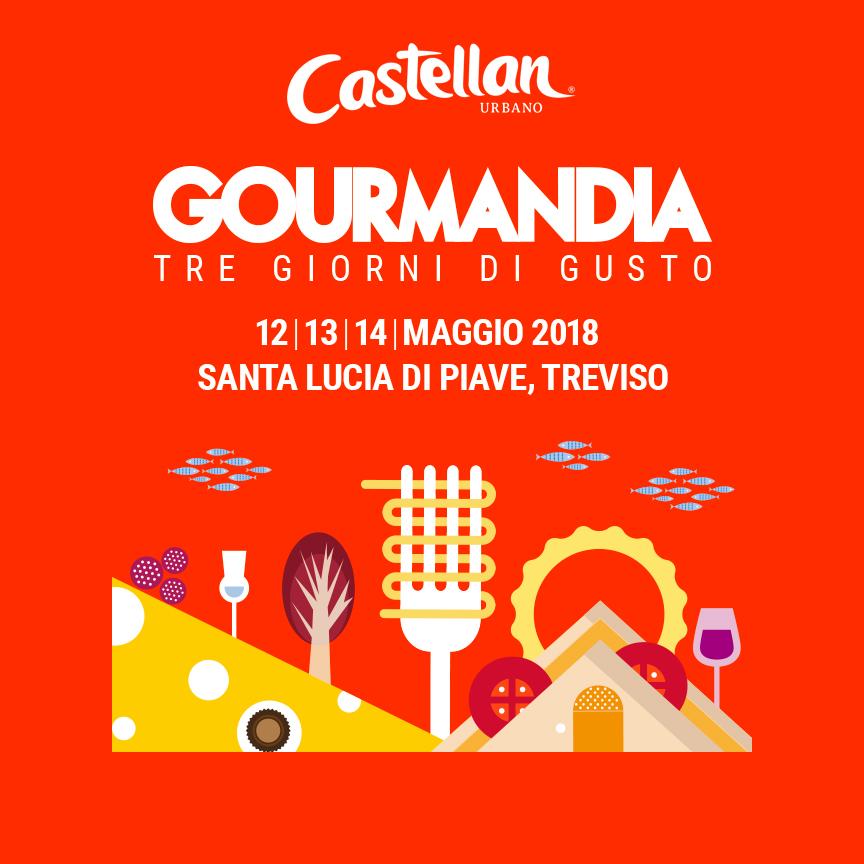 Caseificio Castellan Urbano a Gourmandia 2018