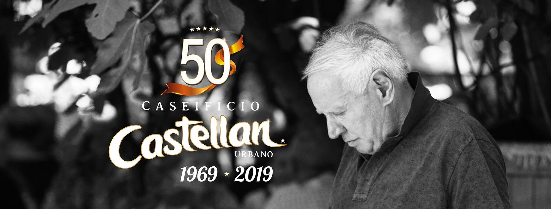 50 Anniversario Fondazione Caseificio Castellan Urbano