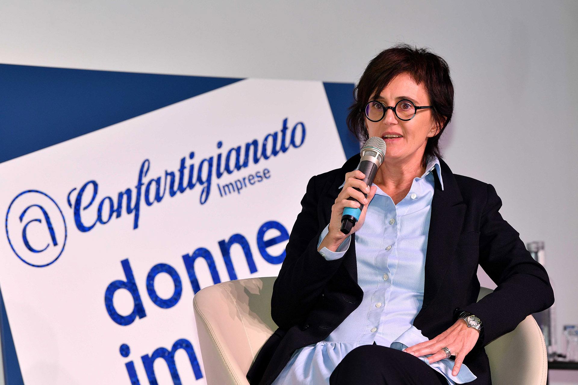 Sonia Castellan Confartigianato